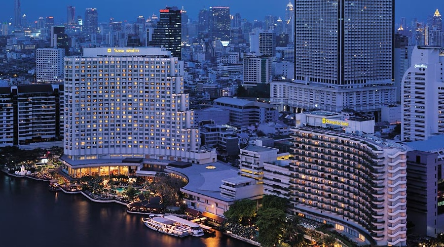 Shangri-La - Long Beach Cha-Am 1 - Bangkok