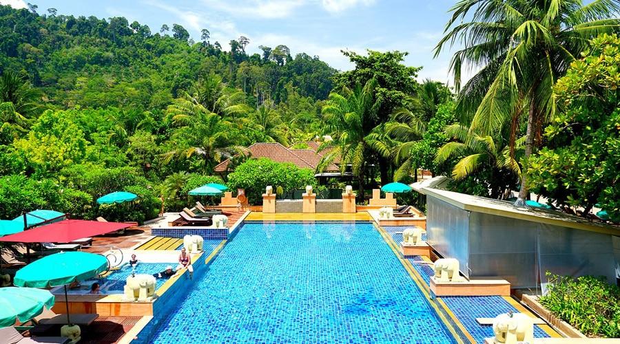 Baan Khaolak Beach Resort 1