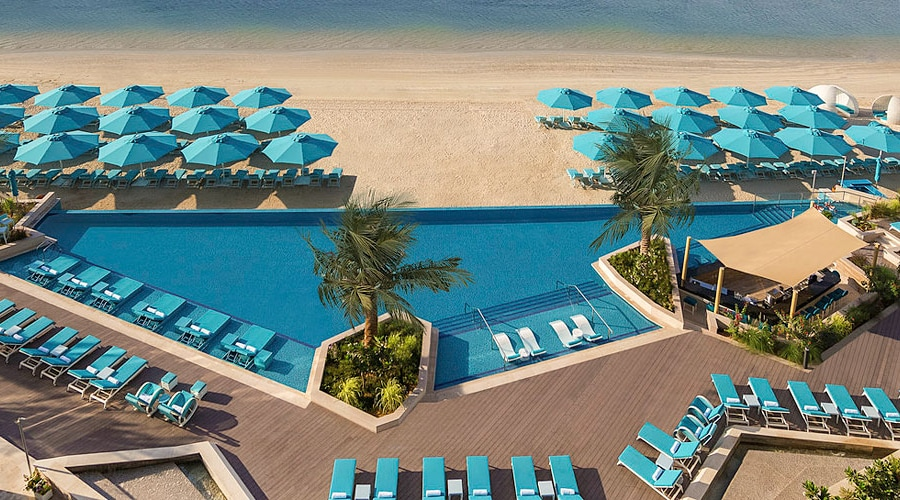 The Retreat Palm Dubai MGallery by Sofitel 1