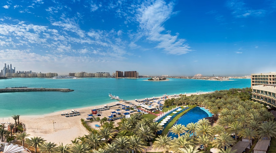 Rixos The Palm Dubai Hotel and Suites 1