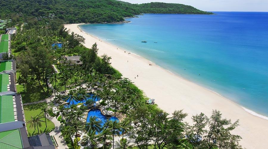 Kata Thani - The Waters Khao Lak 1 - Phuket, Kata Beach