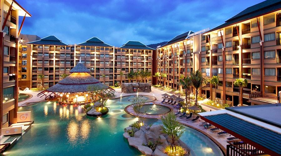 Novotel Phuket Vintage Park - Khaolak Laguna Resort 1 - Phuket, Patong Beach