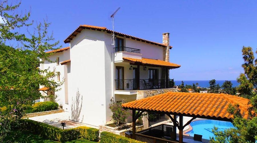 Villa Stefania & Villa Eleftheria, Agia Marina 1 - <p>Villa Stefania</p>