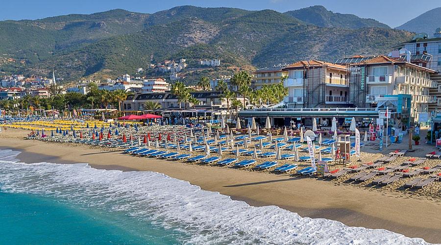 Palmiye Beach Hotel 1