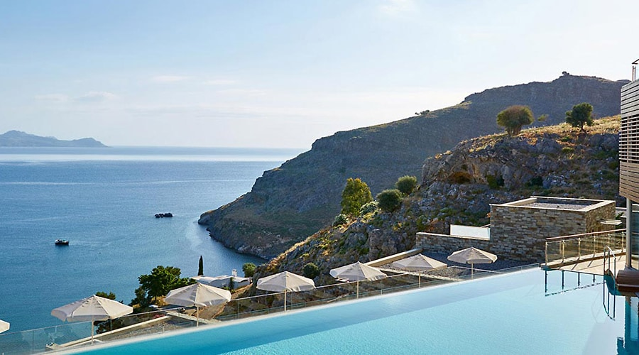 Lindos Blu Luxury Hotel & Suites, Lindos 1