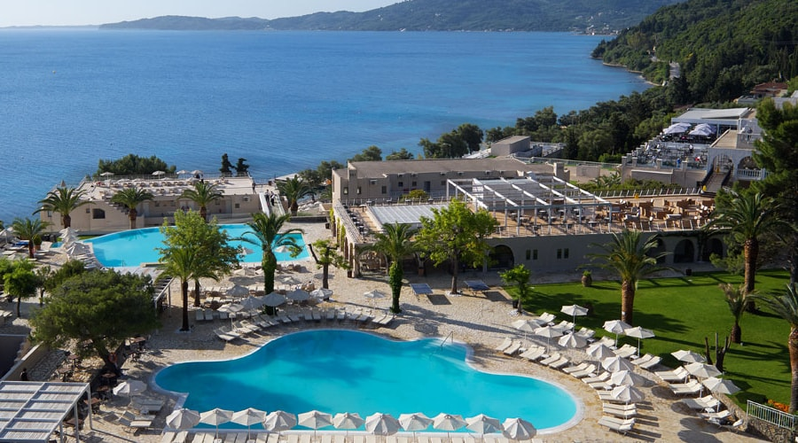 MarBella Corfu, Agios Ioannis Peristeron 1