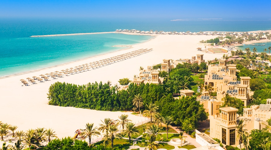 Hilton Al Hamra Beach & Golf Resort - Atlantis The Palm 1 - Ras al Khaimah