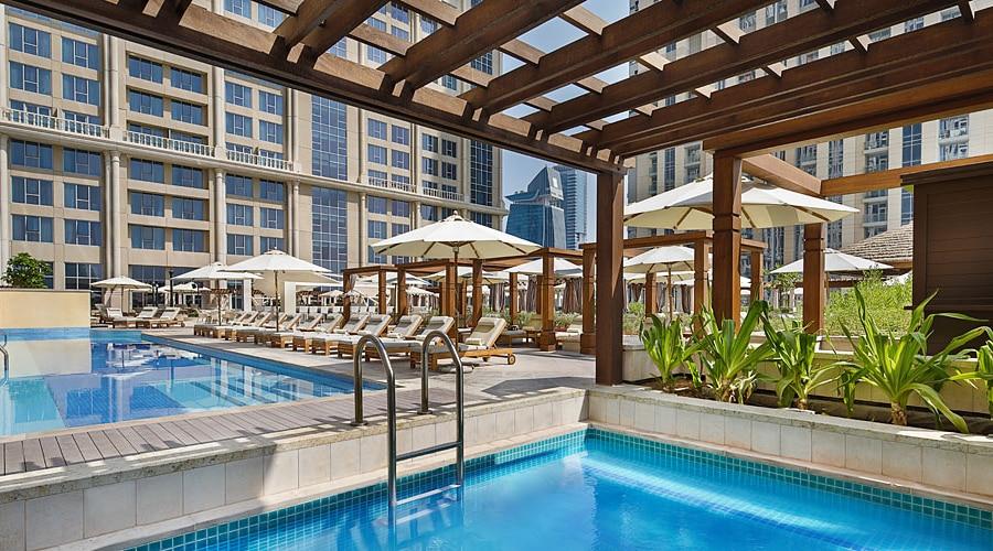 Hilton Dubai Al Habtoor City 1