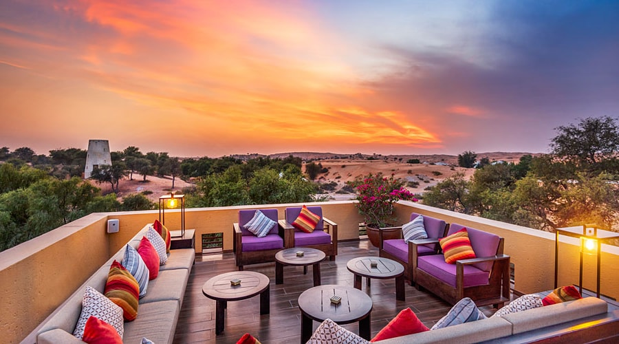 The Ritz-Carlton Al Wadi Desert 1