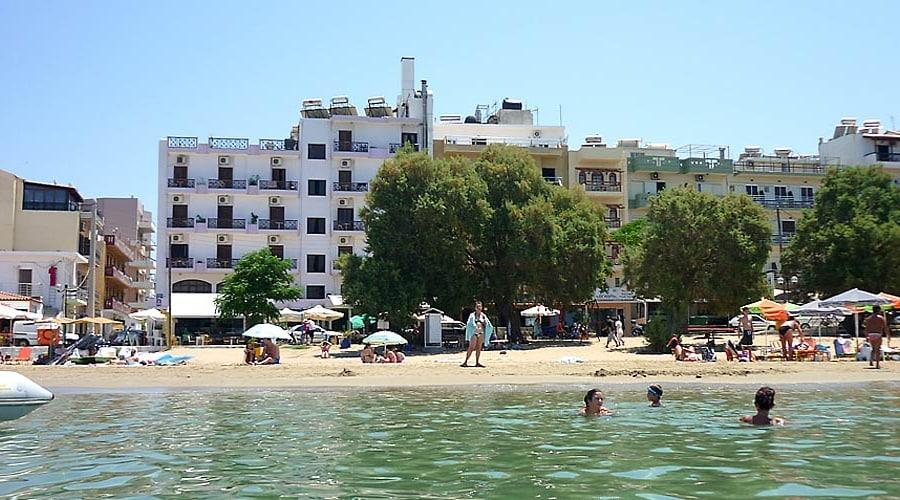 Elena Beach, Nea Hora 1