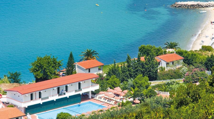Santa Lucia, Parghelia 1