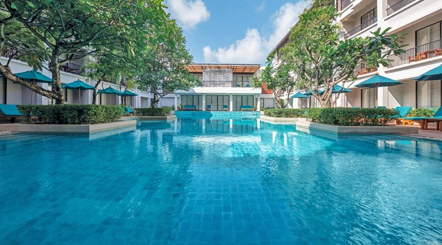 DoubleTree by Hilton Phuket Banthai Resort 1