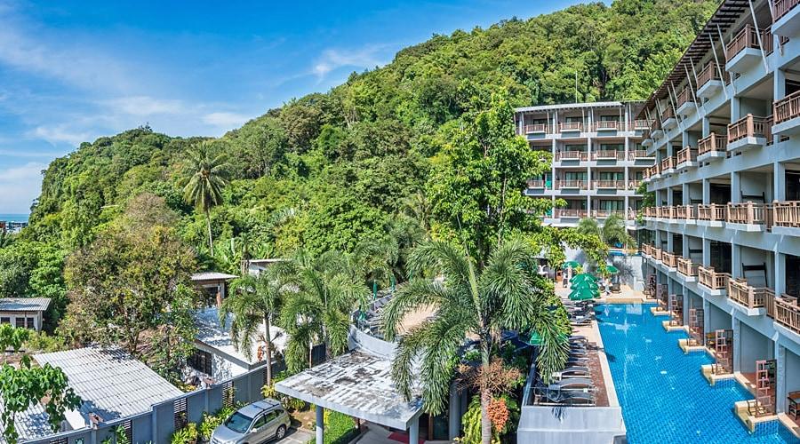 Krabi Cha-Da Resort 1