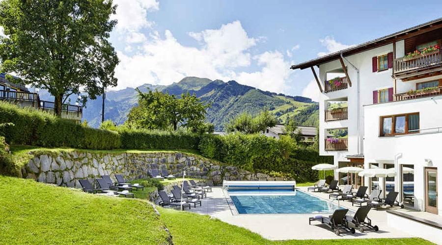 Das Alpenhaus Kaprun 1