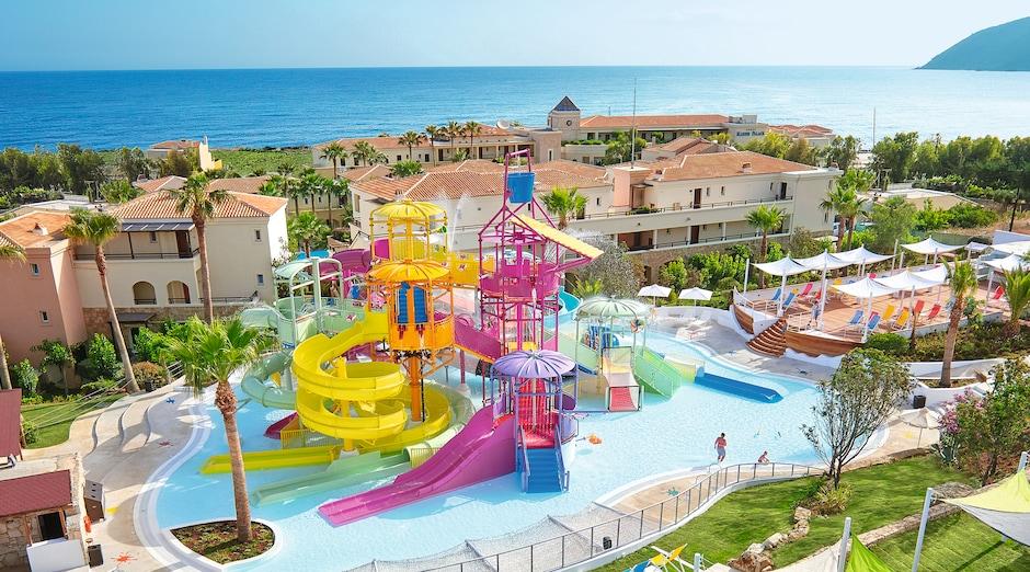 Grecotel Marine Palace & Aqua Park, Panormos 1