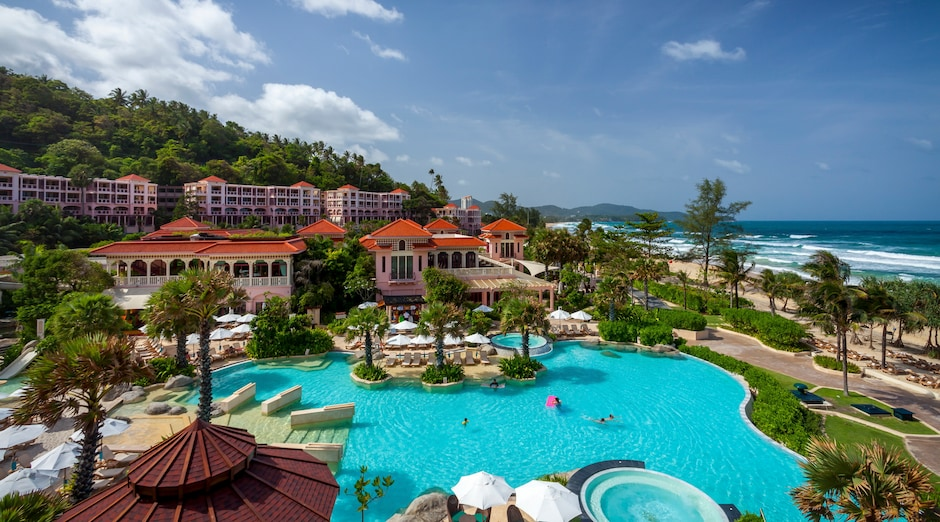 Centara Grand Beach Resort Phuket 1
