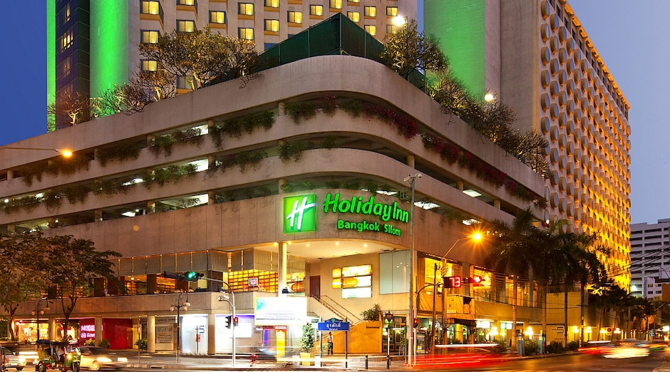 Holiday Inn Bangkok Silom - Hilton Hua Hin Resort & Spa 1 - Bangkok