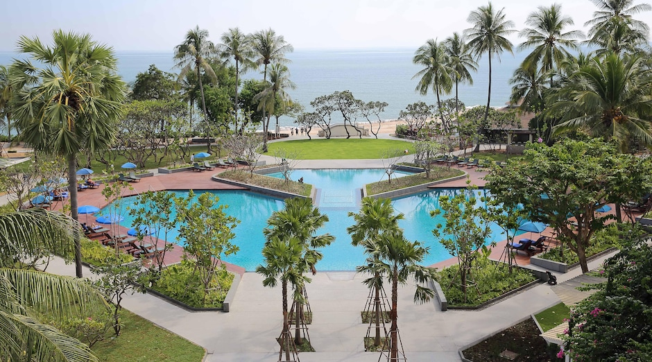 The Regent Cha Am Beach Resort 1