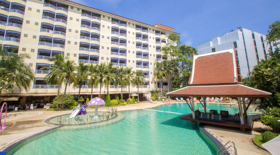 Mercure Pattaya 1