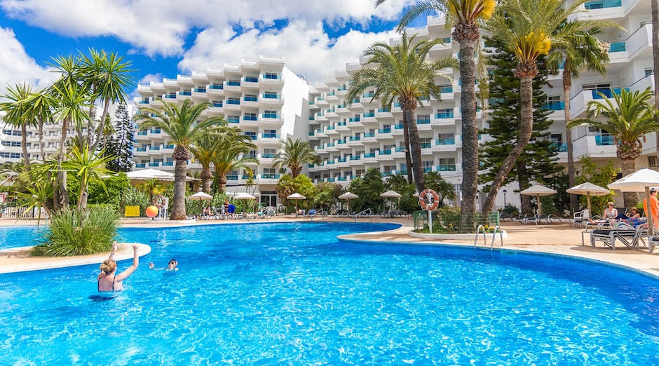 Eix Lagotel Holiday Resort, Playa de Muro 1