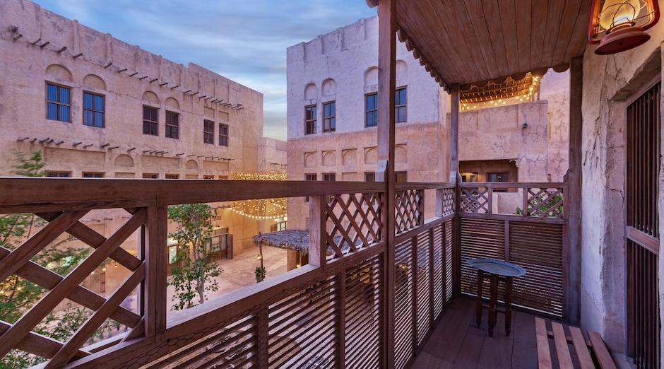 Al Seef Heritage Hotel Dubai 1