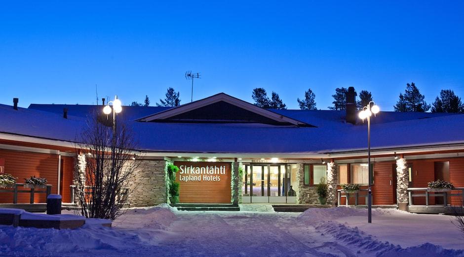 Lapland Hotels Sirkantähti - Levin Iglut – Golden Crown 1 - Levi