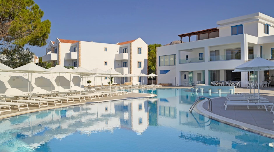 Lindia Thalassa Resort, Pefkos 1