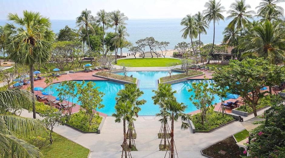 The Regent Cha Am Beach Resort 1