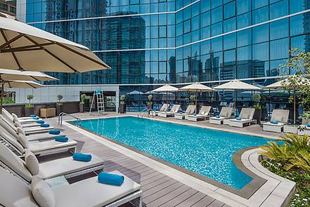 Tryp By Wyndham Al Barsha Heights