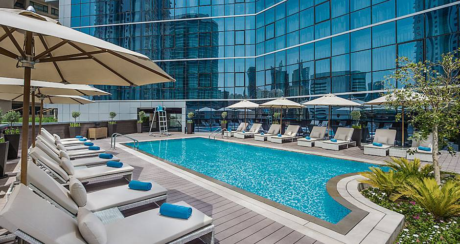 Tryp By Wyndham Al Barsha Heights 1