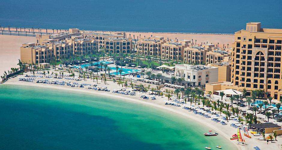 DoubleTree by Hilton Resort & Spa Marjan Island 1