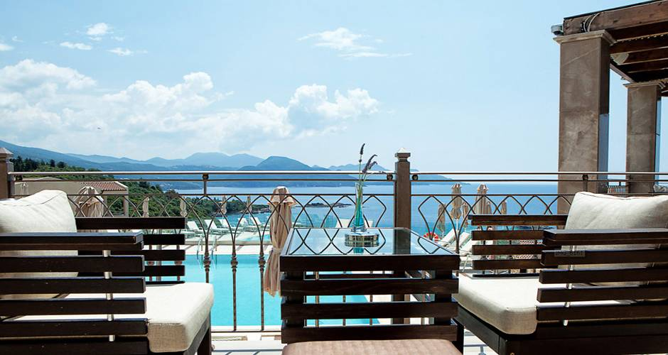 Sivota Diamond Spa Resort 4