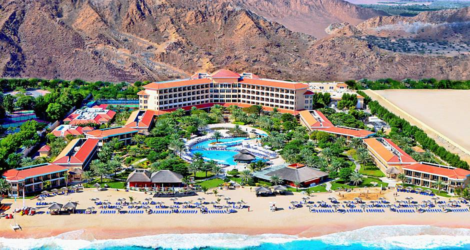 Fujairah Rotana Resort & Spa 1