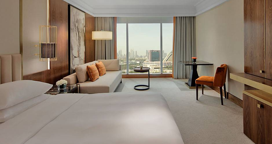 Grand Hyatt Dubai 10