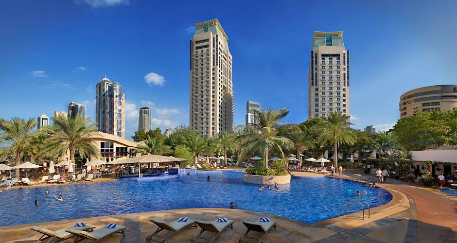 Habtoor Grand Beach Resort & Spa 1