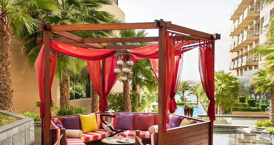 DoubleTree by Hilton Resort & Spa Marjan Island - Rixos The Palm Dubai Hotel and Suites 34 - Dubai