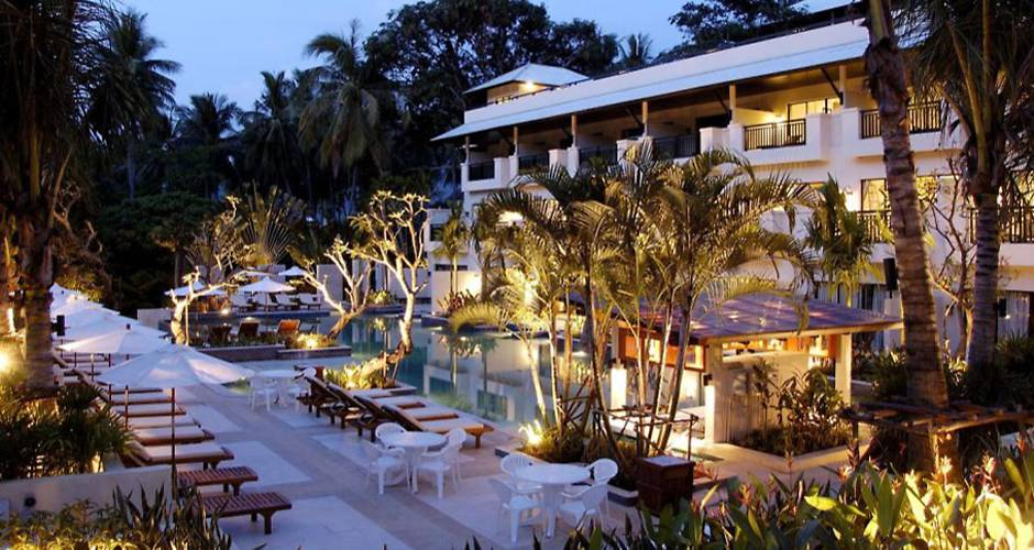 Shangri-La - Horizon Karon Beach Resort & Spa 24 - Phuket, Karon Beach: <p>CLub-siiven uima-allas</p>