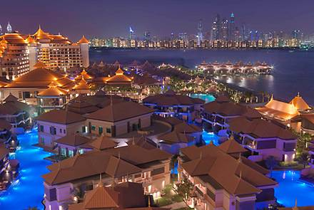 Anantara Dubai The Palm Resort & Spa