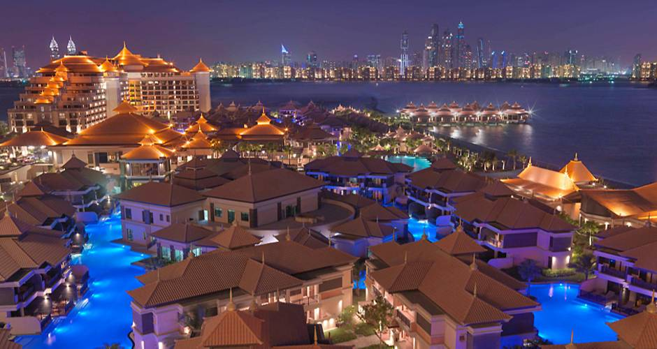 Anantara Dubai The Palm Resort & Spa 1