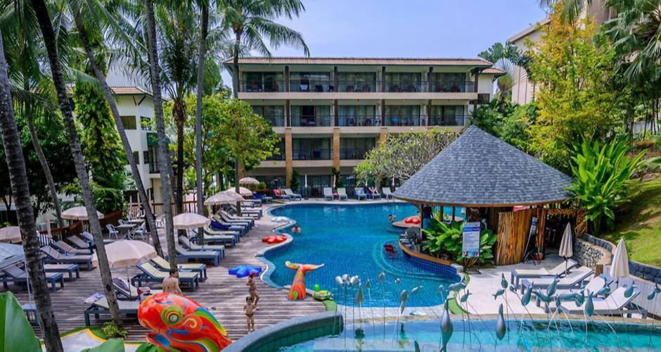 Centara Grand at Central World - Peach Hill 25 - Phuket, Kata Beach