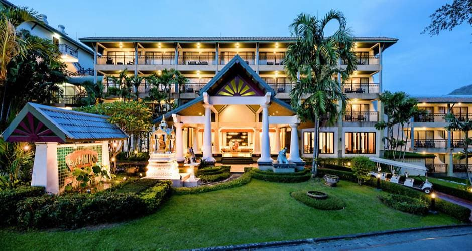 Centara Grand at Central World - Peach Hill 33 - Phuket, Kata Beach