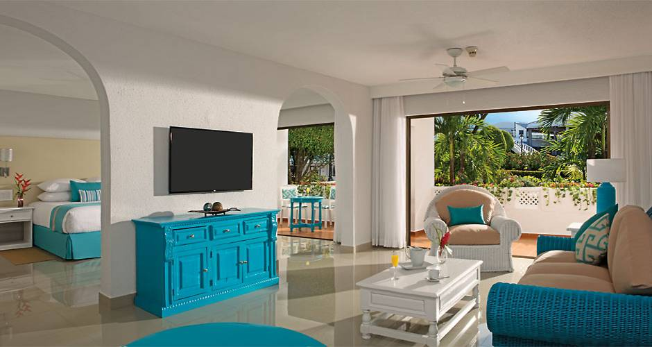Sunscape Puerto Plata - Grand Bahia Principe El Portillo 13 - Puerto Plata: <p>Sun Club -juniorsviitti</p>
