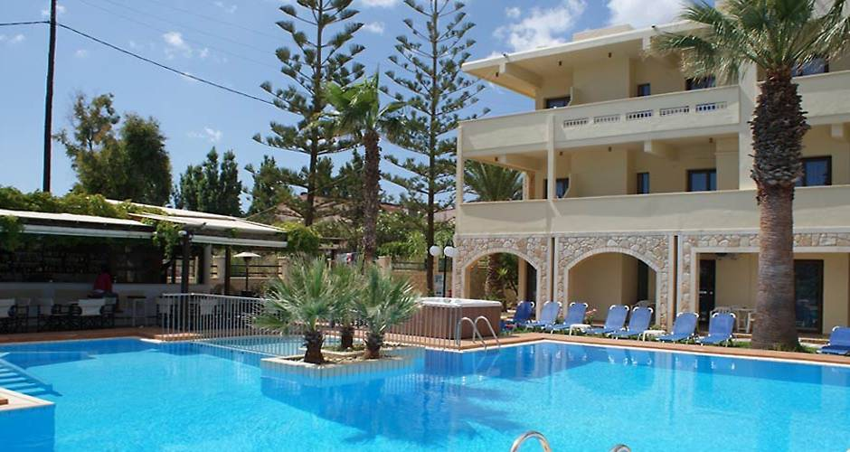 Sunny Suites, Maleme 1