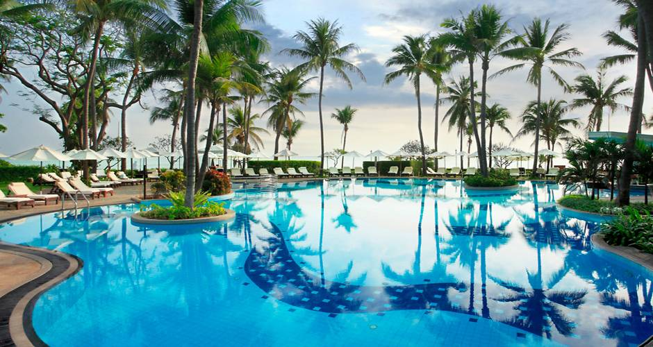Centara Grand Beach Resort & Villas Hua Hin 1