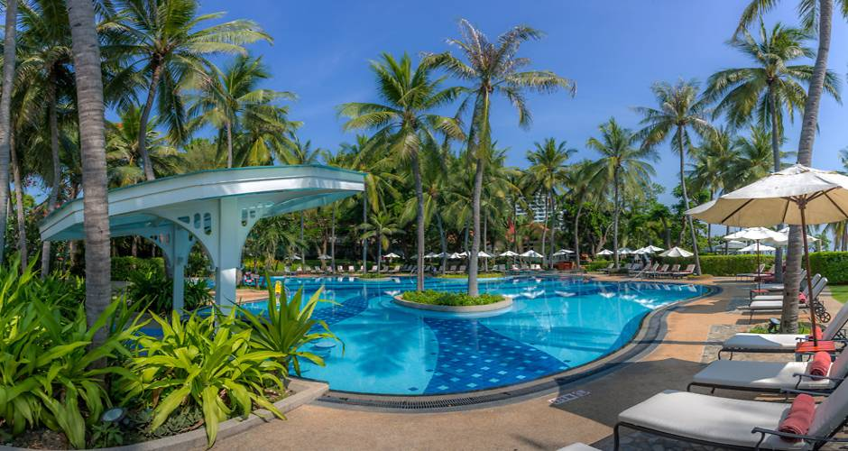 Centara Grand Beach Resort & Villas Hua Hin 2