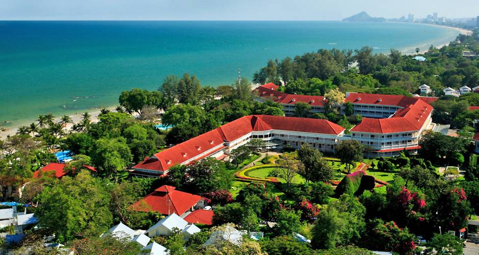 Centara Grand Beach Resort & Villas Hua Hin 8