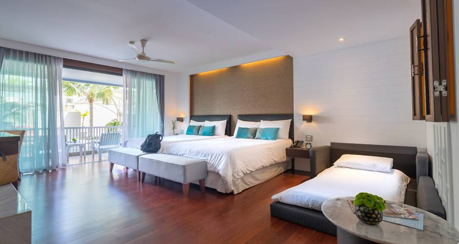 Loligo Resort Hua Hin 15 - <p>Mini Suite -huone</p>