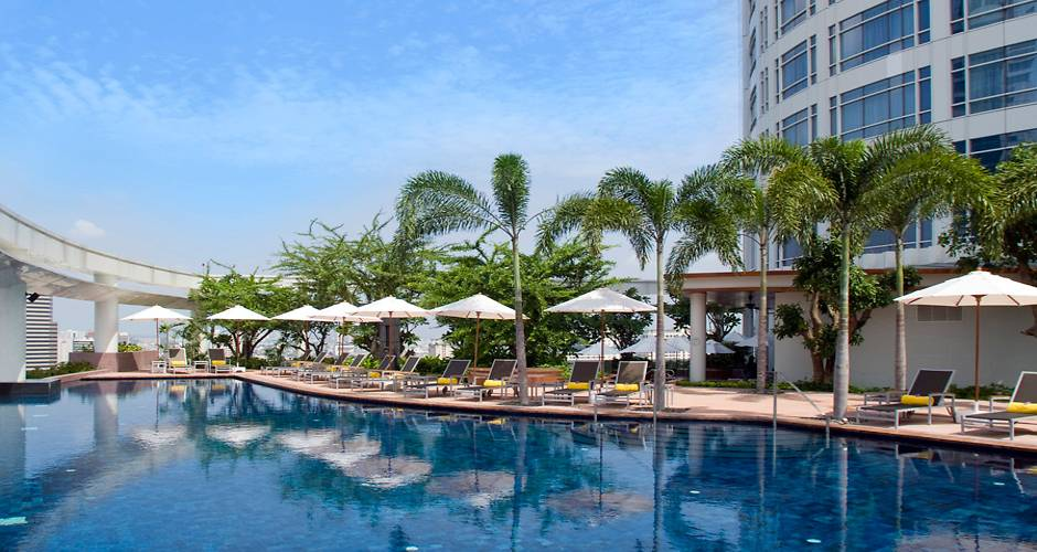 Centara Grand at Central World - Centara Grand Beach Resort Phuket 3 - Bangkok