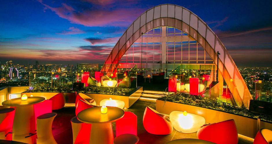 Centara Grand at Central World - Hilton Hua Hin Resort & Spa 7 - Bangkok