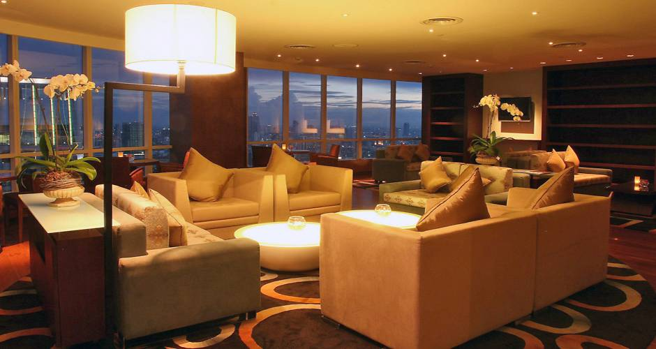 Centara Grand at Central World - Karon Sea Sands 13 - Bangkok: <p>Executive Club</p>